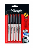 Sharpie Fine Point Permanent Marker – Black, Pack of 5 ONLY £3.00 at Amazon