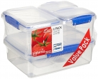 Sistema KLIP IT Container – Pack of 6 – £7.50 at Amazon