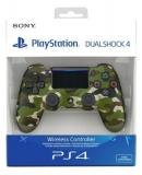 Sony PlayStation DualShock 4 Green Camouflage Wireless Controller V2 £39.85 @ ShopTo eBay