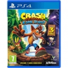 Sony PlayStation P4READACT21103 Crash Bandicoot N.Sane Trilogy For PS4 – £25.20 with Code at AO eBay