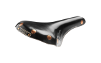 Brooks – Swift Chrome Saddle – Black £120.00 @ Ribble Cycles