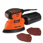 Tacklife PMS01A 130W Compact Mouse Detail Sander with Dust Extraction Element 12,000 OPM NOW £17.49 with Code at Amazon