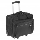 Targus TBR003EU Executive Laptop Roller Bag on Wheels Fits 15.6″ Laptop, Black £27.99 at Amazon