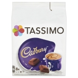Tassimo Cadbury Hot Chocolate Drink £12.00 at Amazon
