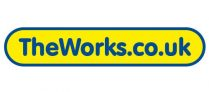 15% Off When Spending £10 with Code at The Works