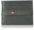 Tommy Hilfiger Men's Wallet Grey £9.57 at Amazon