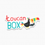 toucanBox Craft & Book Boxes for Toddlers, Just £11.95 @ toucanBox
