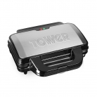 Tower T27013 Ceramic Stone Coated Deep Fill Sandwich Maker £14.99 at Amazon
