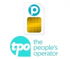 1GB 4G Data, 1000 Mins & 1000 Texts £3.99 p/m SIM Only Deal TPO Mobile