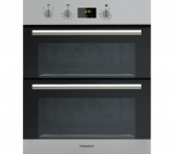 HOTPOINT Class 2 DD2 540 IX Electric Double Oven – Stainless Steel £251 with Code @ Currys