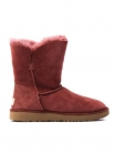 Ugg Women's Classic Cuff Short Boots – Red Clay £122.47 at Cloggs eBay Outlet