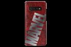 Samsung Galaxy S10+ Marvel Large Logo Smart Back Cover Silver £35 @ Samsung UK