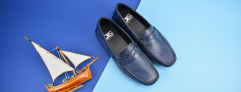 20% Off All Loafers & Double Monks with Exclusive Code at Design Italian Shoes