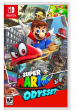 Nintendo Switch Game Super Mario Odyssey (ENG Ver) £41.70 at Toby Deals