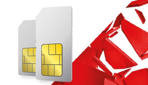16GB SIM Only Red Entertainment 12/Months Plan £19 p/m (was