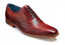 Barker McClean – Rosewood Calf – F – Medium   £137.08  at Robinson's Shoes