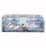 WHSmith Sparkle Pop Narwhal Roll Out Filled Pencil Case With Popper Closure £12.34 at WHSmith eBay