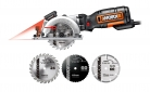 WORX WX427 XL 710W Compact Circular Saw £71.99 at Amazon
