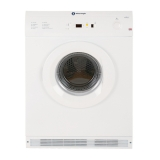 White Knight C86A7W 7kg Load Vented Sensor Tumble Dryer £119.99 with Code at Bargain Crazy