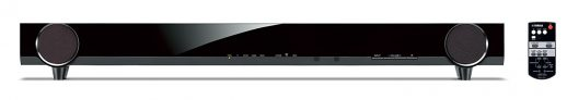 Yamaha YAS-93 Front Surround Soundbar System with Dual Built-In subwoofers £99 at Amazon