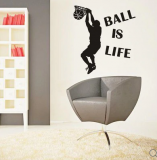 Beautiful Basketball Competition Pattern PVC Wallpaper £2.02 at GearBest
